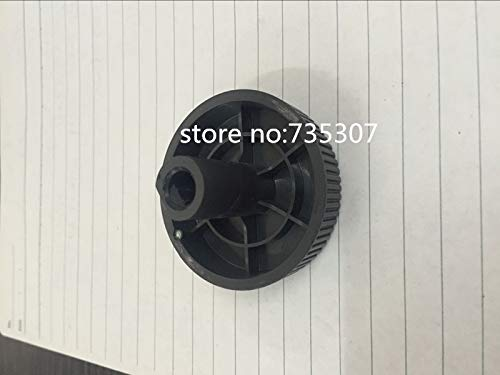 Printer Parts 10pcs/lot New Compatible knob for lx350 lx-350 dot Matrix Printer