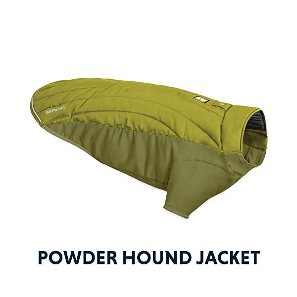 Ruffwear Powder Hound Jacket 1