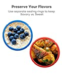 Goldlion Sealing Ring Compatible with Ninja Foodi 5