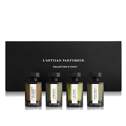 L'Artisan Parfumeur Paris Oriental Collection - 4 x 5 ml (L Artisan Parfumeur Al Oudh Eau De Parfum)