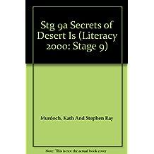 Stg 9a Secrets of Desert Is