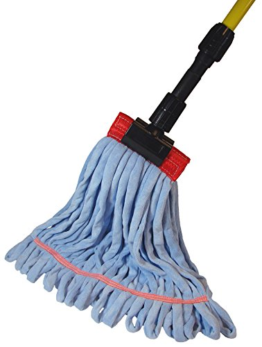 Golden Star AWM94LB5 Relintless Looped End Tube Wet Mop (Pack of 12) by GoldenStar