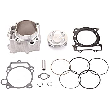 Yamaha YFZ450 Cylinder Piston Gasket kit Fit 2004-2009 2012-2013