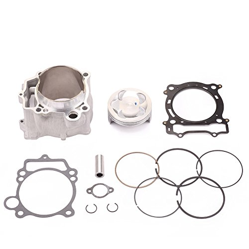Yamaha YFZ450 Cylinder Piston Gasket Kit Bore 95mm ATV Direct Replacement 2004-2009,2012-2013
