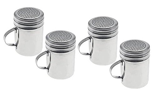 ChefLand Stainless Steel Dredge 10 Ounce