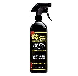 EQyss Premier Equine Spray Marigold Scent - Moisturizes Skin and Coat