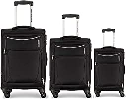 Save 47% on American Tourister portland softside spinner luggage set of 3pieces