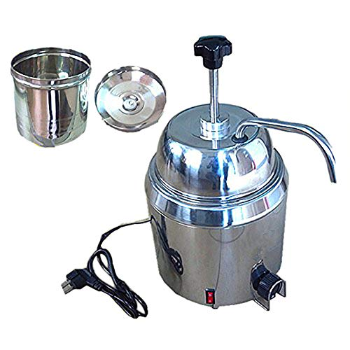 Brand New 3.8L Hot Fudge Nacho Cheese Chocolate Dispenser for sale  Delivered anywhere in USA