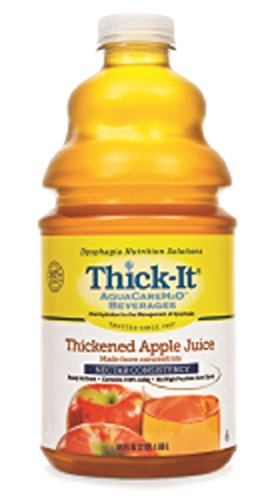 Thick-it Aquacareh20 Pre-thickened Juice, Apple, Packaging : 4 Each/Case