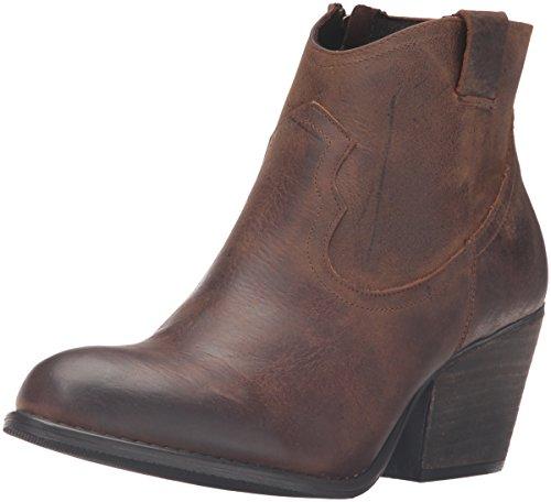 COOLWAY Women's Brandy Bootie Brown Ankle RFRgqrn1
