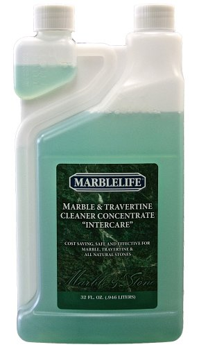 - Marblelife Marble & Travertine Cleaner Concentrate