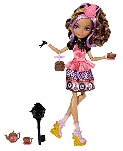 Ever After High Hat-Tastic Cedar Wood Doll (Ever After High Tea Party)