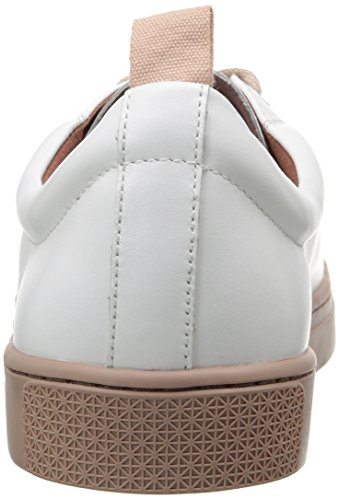 Rusa Av Gordon Rusa Mens Slade Mode Sneaker Vit