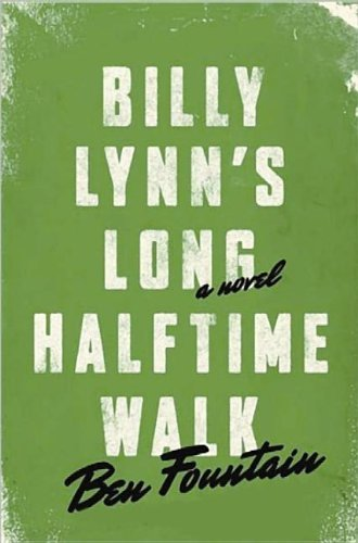Book cover from Billy Lynns Long Halftime Walk (Center Point Platinum Fiction (Large Print)) by Ben Fountain (2012-10-01) by Ben Fountain