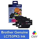 Brother Genuine High Yield Color Ink Cartridge
