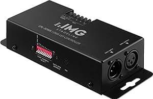 img Stage Line 38.3910 Controlador de LED de 3 canales RGB con DMX Interface - Negro