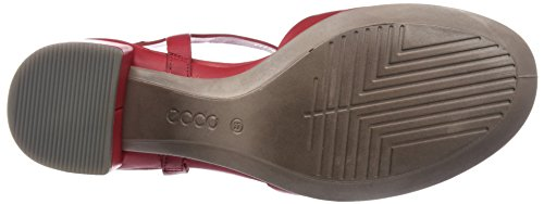 discount price ECCO Women's Shape 35 Block Dress Sandal Chili Red outlet looking for ZmLLON