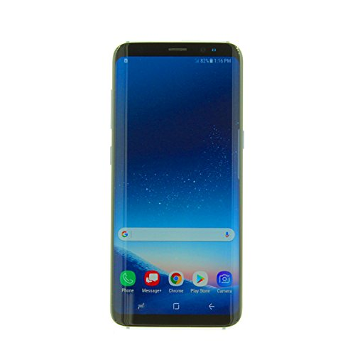 Samsung Galaxy S8 Orchid Gray 64GB Verizon and GSM Factory Unlocked 4G LTE (Renewed) (Samsung Galaxy 8 Best Price)
