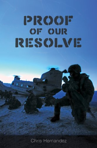 Book: Proof of Our Resolve by Chris Hernandez