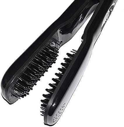 Plancha para el pelo steampod Profesional, Plancha eléctrica para el pelo con Plancha para el pelo, calentamiento rápido, para todo tipo de cabello: Amazon.es: Belleza