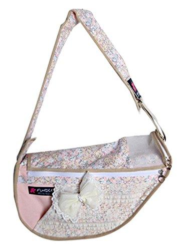 Fundle Lovely Tasche, rosa/grün, S