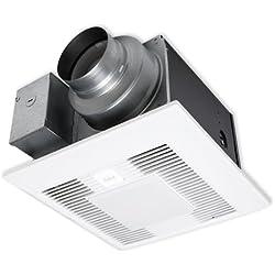 Panasonic FV-05-11VKL1 WhisperGreen Select Fan/Light 50/80/110 CFM