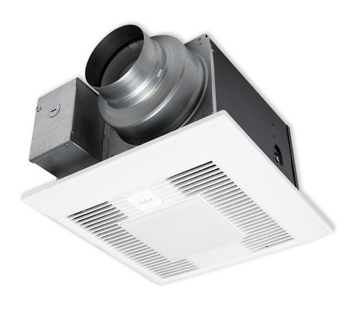 Panasonic FV-05-11VKL1 WhisperGreen Select Fan/Light 50/80/110 CFM by Panasonic