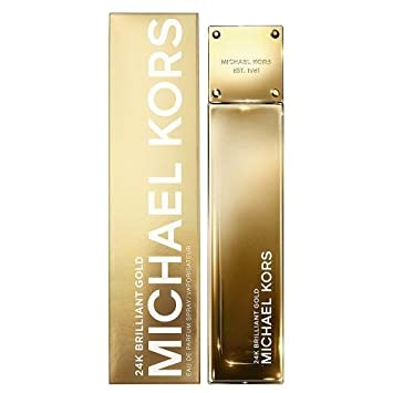 Michael Kors 24k Brilliant Gold Perfume 3.4 oz Eau De Parfum Spray By MICHAEL KORS FOR WOMEN by Michael Kors