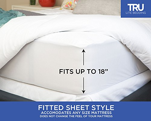 Mattress Bed Cover Premium Smooth Mattress Protector