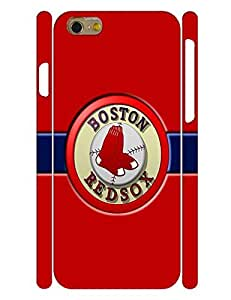 Rich-colored Theme Smart Phone Case Trendy Symbol Baseball Teams Pattern Snap On Case Cover for Iphone 6 (4.7) Inch (XBQ-0246T)