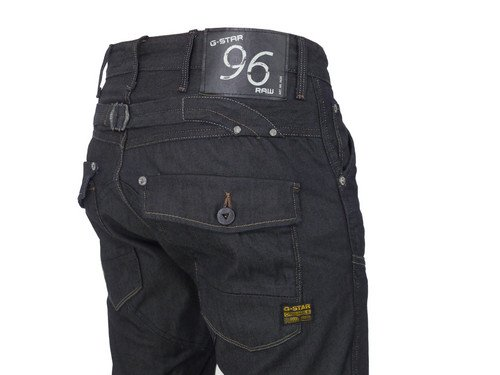 64596f93680 G-Star 5620 Elwood Heritage Embro Tapered Format Denim Jeans 38 - L:  Amazon.co.uk: Clothing