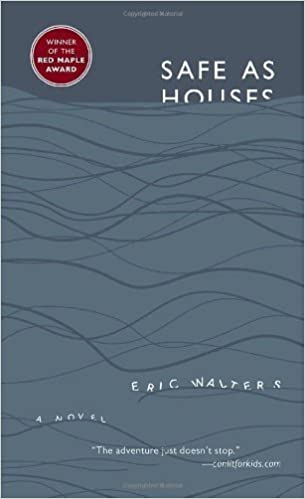Book Safe As Houses by Eric Walters (Jan 6 2009)