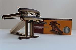 Miniature Ballista Kit - Wooden Desktop Warfare Ballista