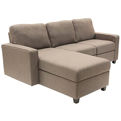 Serta Palisades Reclining Sectional with Left Storage Chaise - (Left Reclining Sectional)