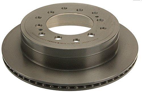 Brembo 25676 Rear Disc Brake Rotor