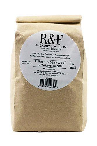 R&F Handmade Paints Encaustic Medium Bagged Paint, (Encaustic Wax Art)