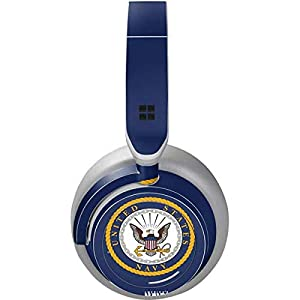 Skinit Seabees Can Do Surface Headphones Skin - Officially Licensed US Navy Audio Decal - Ultra Thin, Lightweight Vinyl Decal Protection by Skinit
