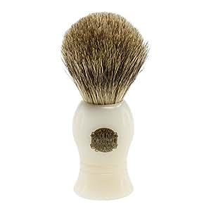 Progress Vulfix Pure Badger Shaving Brush Cream Handle 22C
