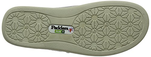 very cheap sale online real cheap online Padders Plus Women's Heatwave Open-Toe Sandals Multicolour (Pewter) 1FglGc9