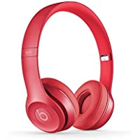 Beats by Dr. Dre Solo2 On-Ear Headphones, 3.5 mm Jack, In-Line Volume Control, Royal Collection, Blush Rose