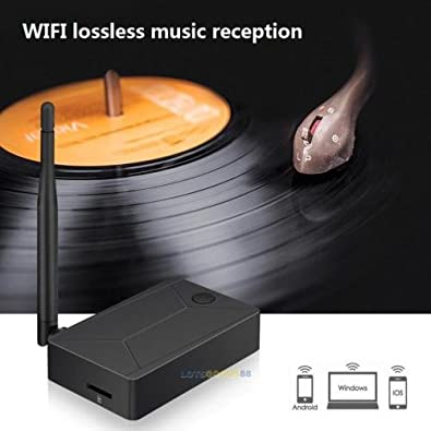 Buy Jiffey New Mini Audiocast Music Box Wireless WiFi