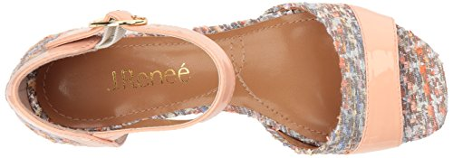 J Multi Renee Sandal Pebblebeach Dress Women Pastel pOB1p