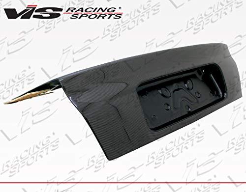 VIS Racing (VIS-KLM-778) Black Carbon Fiber Trunk OEM Style for Honda Accord 2DR & 4DR 94-95