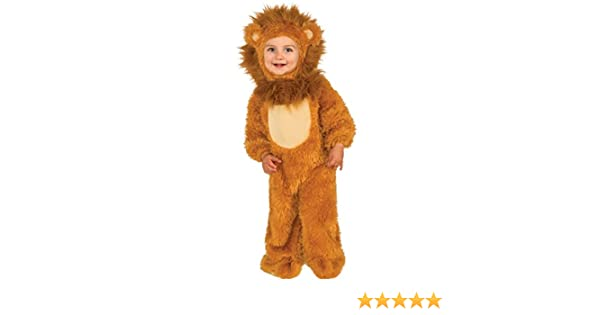 Little Boys Infant Lion Cub Costume