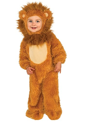 18 Month Old Lion Costume (Lion Cub Infant Costume-12-18 Months)