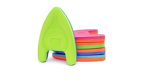 EVA flotador Kick Board Tabla de natación Tabla de natación para niños Back Float Tabla de natación flotador Tabla Color aleatorio: Amazon.es: Bricolaje y ...