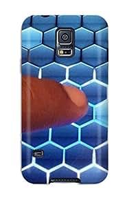 AiRoHPG14391ocsab Samsung Live Fashion Tpu S5 Case Cover For Galaxy