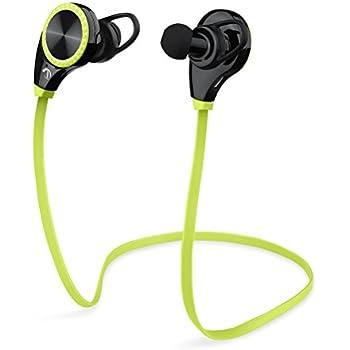 Amazon.com: Ecandy Wireless Bluetooth Headphones with Mic