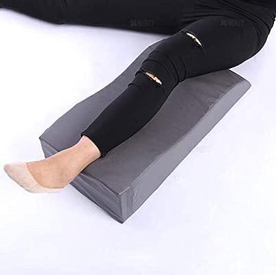 Elevar el apoyo para las piernas almohada cuña, soporte para ...