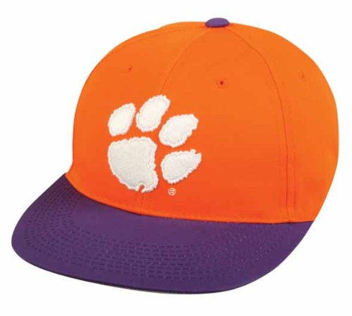 Clemson Tigers YOUTH Cap Officially Licensed NCAA Authentic Replica Baseball/Football Hat